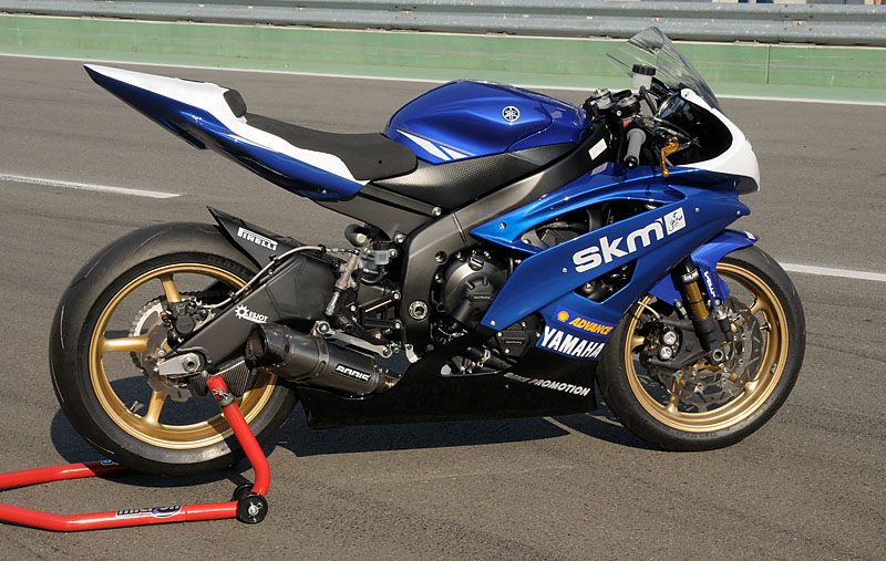 Exhaust system yamaha yzf r6 bodis exhaust for 02 yamaha r6